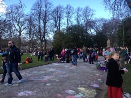 Epic Chalk Day